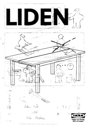 LidenTable