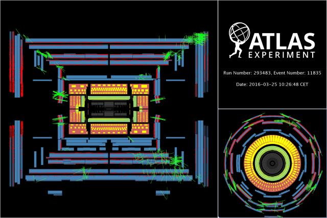 ATLAS Experiment © 2016 CERN